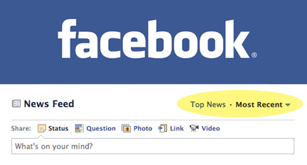 Facebook's New Status Update Policy