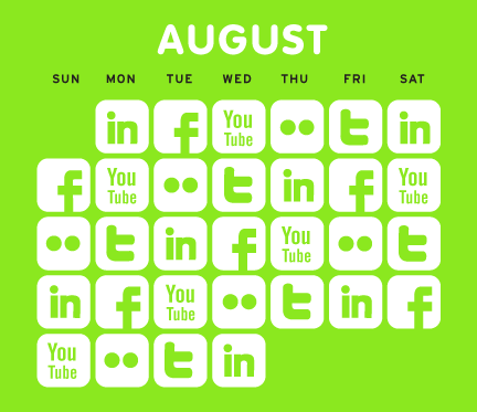5 Tips for Creating a Social Media Content Calendar