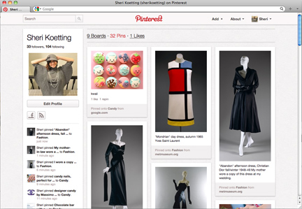 How Pinterest Can Help Image Driven Brands