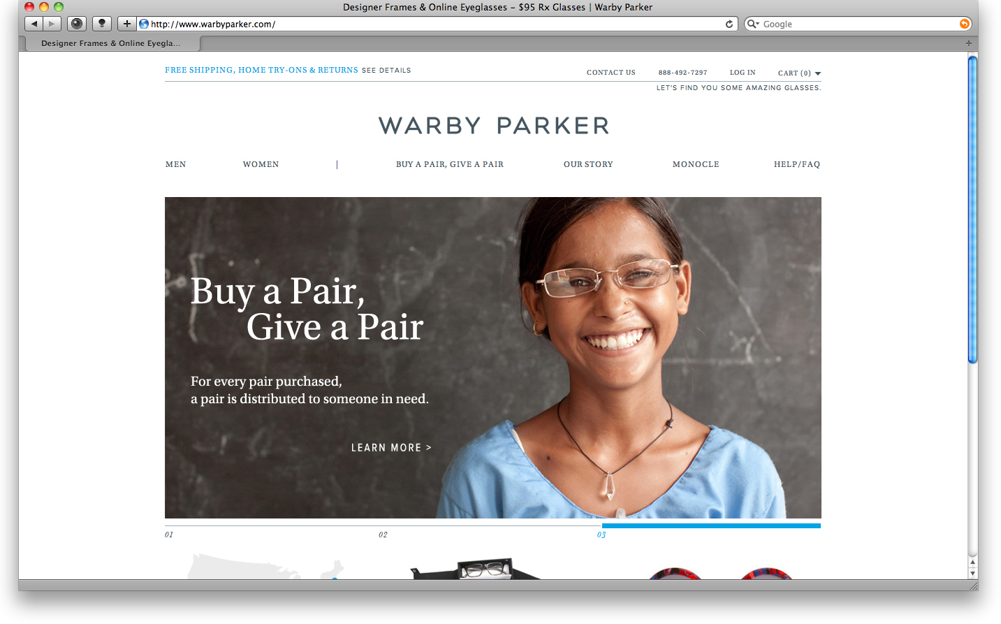 Warby Parker: A Winning E-commerce Strategy Online and Off