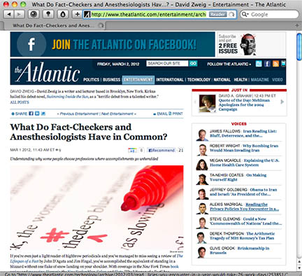 MSLK Partner Marc Levitt Quoted in Atlantic Article