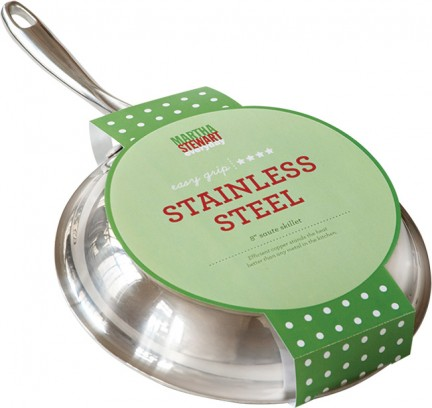Martha Stewart: Cookware Packaging