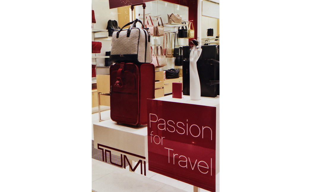 Tumi: Cubic Display