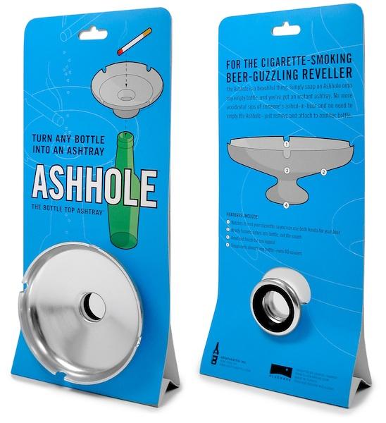Elseware: Ashhole Packaging