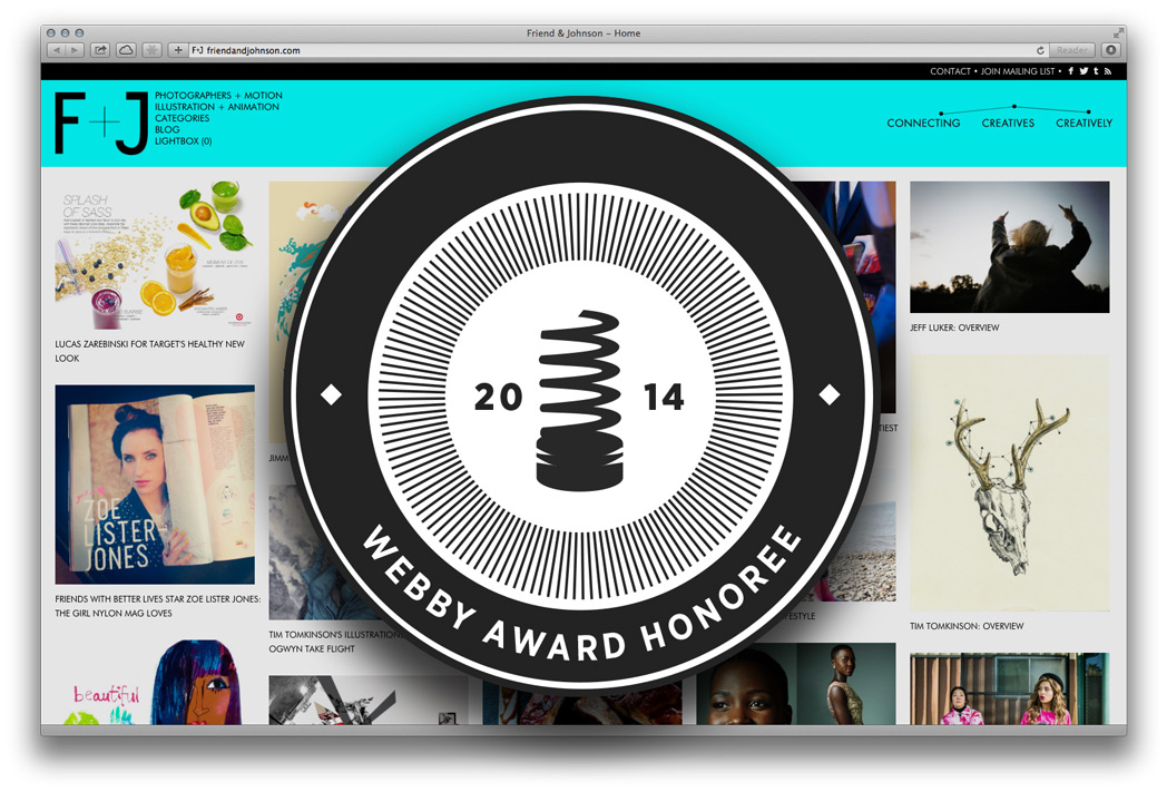 MSLK Honored in the 18th Annual Webby Awards