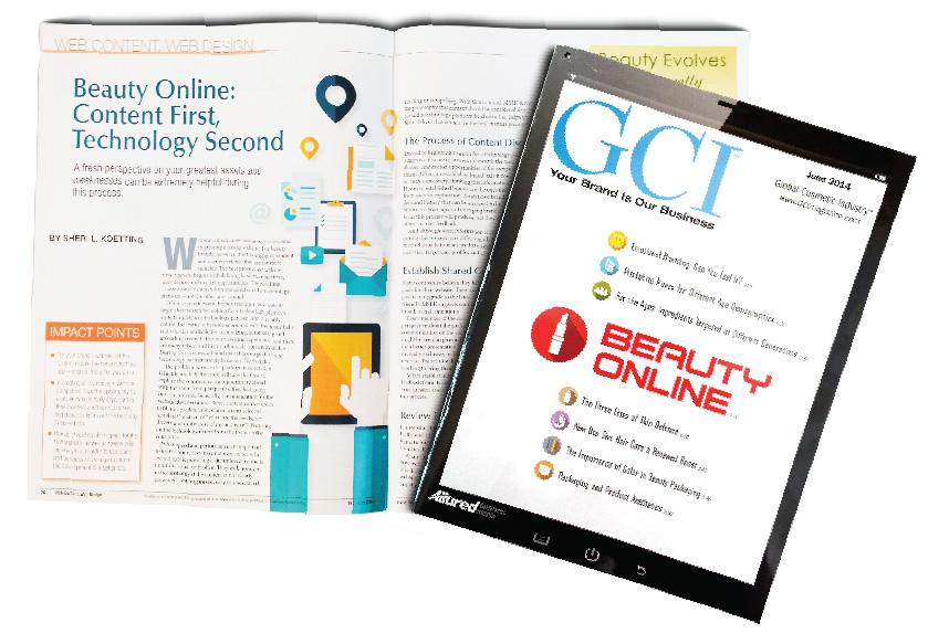 GCI- Beauty Online