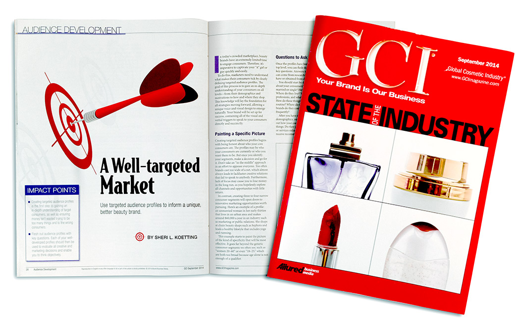 GCI Article: A Well-Targeted Market