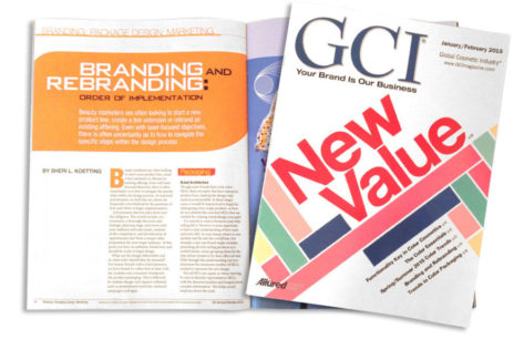 GCI Article: Branding and Rebranding: Order of Implementation
