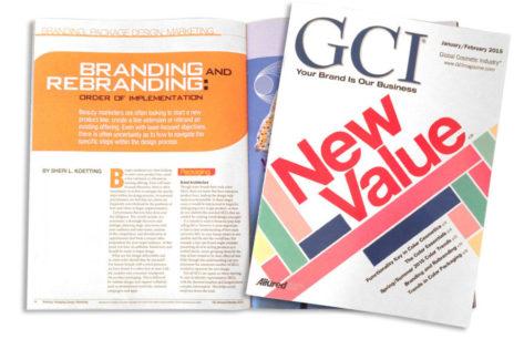 GCI Article: Branding and Rebranding: Order of Implementation