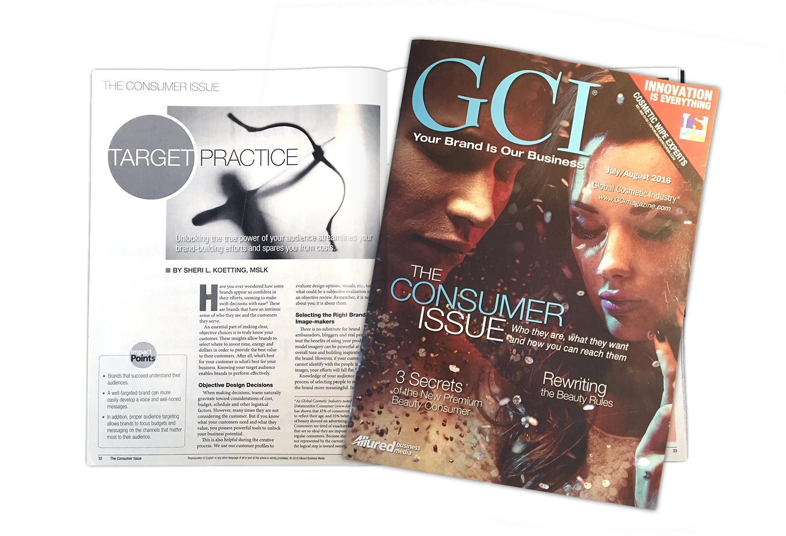 GCI Article: Target Practice