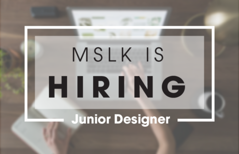 Hiring a Junior Designer