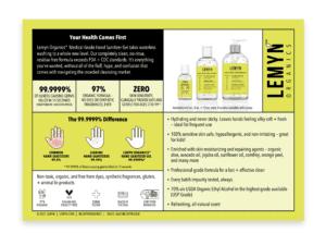 Lemyn Promotional One Sheet